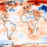 Décembre 2018 plus chaud que la normale dans le Monde