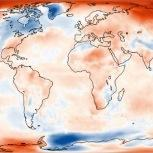 Octobre 2018 plus chaud que la normale dans le Monde
