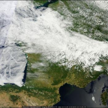 A quand le retour du soleil dans le nord de la France ?